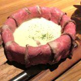 ダイエット10日目記録・自家製ローストビーフのMeatシカゴピザ(6月14日)